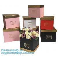 Best LUXURY PAPER BOX,CHRISTMAS GIFT, BRAND COSTUME, PROMOTIONAL PAPER BOX, CARTON, TRAY, HOLDERS.VELVET wholesale
