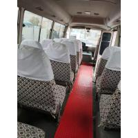 Best Japan Brand price Used LHD coaster bus used Luxury coach bus for sale second hand diesel/petrol car hot sale wholesale
