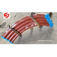 Buy cheap Ceramic lined elbow from wholesalers
