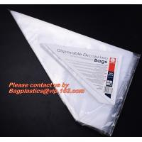 Best PIPING PASTRY BAGS, ICE BAG PACK, WICKETED BAGS, MICROPERFORATED FOOD BAGS, STAPLED APRON wholesale