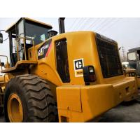 Best used machinery used /second hand loader caterpillar 966h /966f/ 966g for sale wholesale