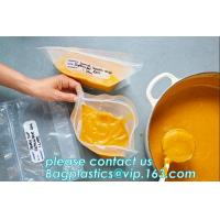 Best ZIP LOCK BAGS, ZIP BAGS, ZIPPER BAGS, ZIPPER SEAL, GRIP SEAL, GRIP BAG, SNAP SEAL, RECLOSABLE, REUSABLE wholesale