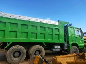 Best USED HOWO TRUCK TIPPER FOR SALE wholesale