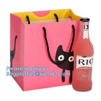 Best LUXURY PAPER CARRIER SHOPPING BAGS, LUXURY PAPER BAGS, LUXURY SHOPPING BAGS, KRAFT PAPER WINE BAG wholesale