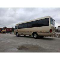Best Good Performance 30 Seats Passenger Car TOYOTA COASTER Used Medium Luxury Coach Bus wholesale