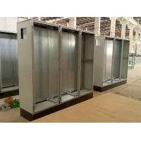 China Powder Coated Electrical Enclosure Box , Outdoor Weatherproof Electrical Junction Box on sale