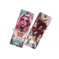 Cheap Custom Plastic Bookmarks With Display Box for sale