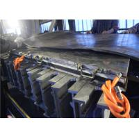 China 1600mm Conveyor Belt Vulcanizing Equipment , Bonding Belt Vulcanising Machine on sale
