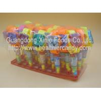 Best Sweet Colorful Novelty Candy Toys Fruit Flavor Compressed Hard Candies wholesale