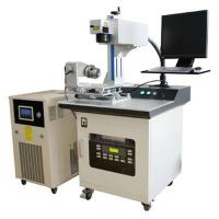 Best Full Automatic Glass Laser Engraving Machine 3W / 5W Water Cooling wholesale