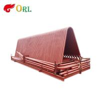 Best Power Station Gas Boiler Water Wall Panels , Water Wall Construction Panel ORL Power wholesale