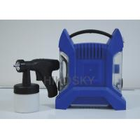 China Mini Type Brass Nozzle Mini Powerful HVLP Turbine Sunless Spray Tanning Machine on sale