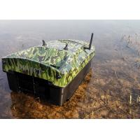 Buy cheap Remote control fish boat Camouflage battery power and ABS plastic type from wholesalers