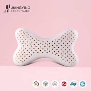 Quality High quality custom bone shape car seat pillow head rest neck pillow wholesale