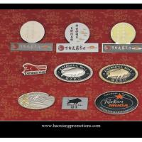 China Made in China Eco-friendly cheap button badge custom lapel pin/magnetic lapel pin on sale