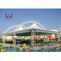 Quality Anti - Knock Durable Aqua Park Shade Structures Outdoor Permanent Canopy Storm Resistant wholesale