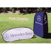 Best Charity Sports 100 Polyester Pop Up Banner Stand wholesale