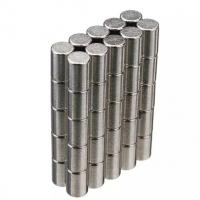 Best Neodymium Magnets Cylinder shape Permanent Neodymium Magnets By Strong Neodymium Iron Boron wholesale