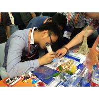 Cheap ABS + PC 3D Marker Pen For 3D Dducation , Cool Ink 3D Drawing Pen for sale