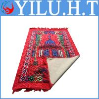 Best custom decoration flower rugs muslim islamic+prayer+rug wholesale