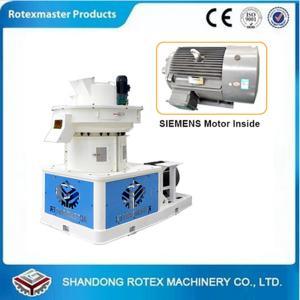 Best 2ton/h Capacity  Wood Sawdust Ring Die Pellet Machine and Complete Pellet Production Line wholesale