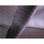 Best T/R Stretch fabric with dobby stripe wholesale
