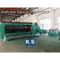 Best Double Twist Wire Mesh Making Machine , Hexagonal Wire Netting Gabion Production Line wholesale