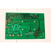 Best Gold Plated FR4 Rigid Multilayer PCB Manufacturing , Power Control LED PCB Immersion silver wholesale