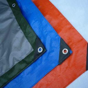 Best Waterproof PE Tarpaulin Sheet / Polyethylene Sheet Roll Ground Cover wholesale