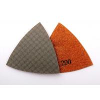 400 200 Grit Diamond Polishing Pad Diamond Polishing Discs Various Colors