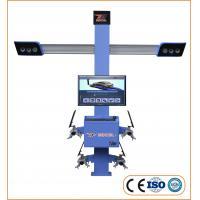 Best Four Wheel Drive 0.64cm Track Tyre Alignment Machine wholesale