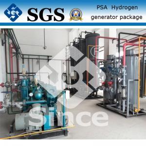 Best 1 KW Pure Hydrogen Generators Hydrogen Generation Unit For Stainless Steel Industry wholesale