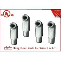 "Cheap 2-1/2"" 3-1/2"" Malleable Iron Rigid Electrical Conduit Body LR LB LL C T Type for sale"