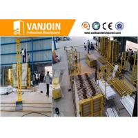 Best Vanjoin Manufacturer Provided Interior And Exterior Wall Panel Machine Automatic wholesale