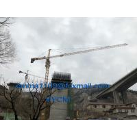 Best 5tons TC5010 Hammer Head Types of Tower Cranes in Cambodia Form E wholesale