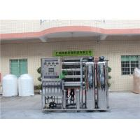 Best Automatic Desalination Of Brackish Water By Reverse Osmosis Water Purification Unit wholesale
