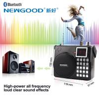 China Street Performance Digital Amplifier Bluetooth (optional) Microphone Radio Subwoofer Speaker with Usb and Memory Card on sale
