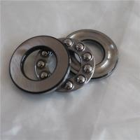 Best Chrome steel GCr15 Cylindrical Roller Thrust Bearing 51101 , high precision wholesale