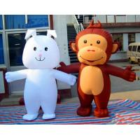 Quality Giant PVC Inflatable Cartoon Model Commercial Advertisement Use wholesale