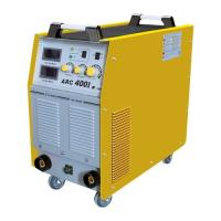 Best ARC400IJ Synergic Heavy Duty Welding Machine 3 Phase Over Heating Protection wholesale