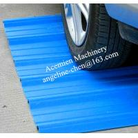 Best high strength durable plastic PVC+ASA corrugated roofing tile roofing sheet wholesale