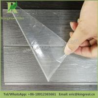China Custom Sizes Transparent Colors Adhesion Surface Protective Acrylic Sheet Protection Film on sale