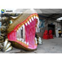Best Dinosaur 5D Movie Theater For Mall Party Cinema With Action Rides Projector wholesale