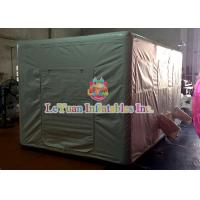 Medical Station Outdoor Inflatable Tent Used In Difficult Condition