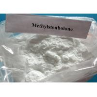 China Prohormone Supplements Methylstenbolone For Increasing Strength CAS 5197-58-0 on sale