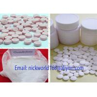 Best Pharmaceutical Material Anti Estrogen Drugs Drostanolone Enanthate CAS 472-61-145 wholesale