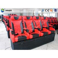 Best Pneumatic 4D Movie Theater With Motion 4D Chair For Futuristic Cinema wholesale