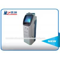 China All In One Touch Screen ATM Computer Kiosk Cabinet Bank ATM Cash Machine on sale