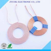 Best Self-bonded Convenient Qi Wireless Charger Coil For Cell Phone Recharger wholesale