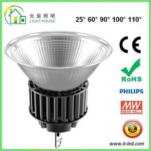 Cheap High Power 100-277v LED High Bay Light 150 Watt With 2700-6500K CCT , 5 Years for sale